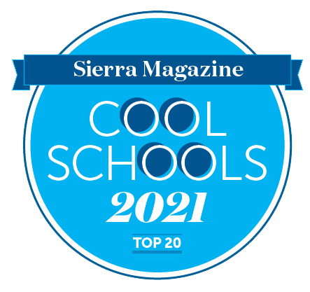 Sierra Club Cool School Logo