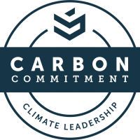 Logo for the Second Nature Carbon Commitment