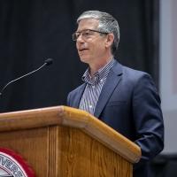 Rick Burgess, Cornell University