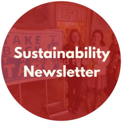 Sustainability newsletter