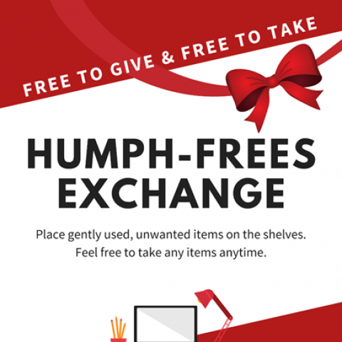 Humph-Frees Exchange sponsored by FCS green team