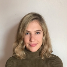Headshot of former intern Juliette Benatolia