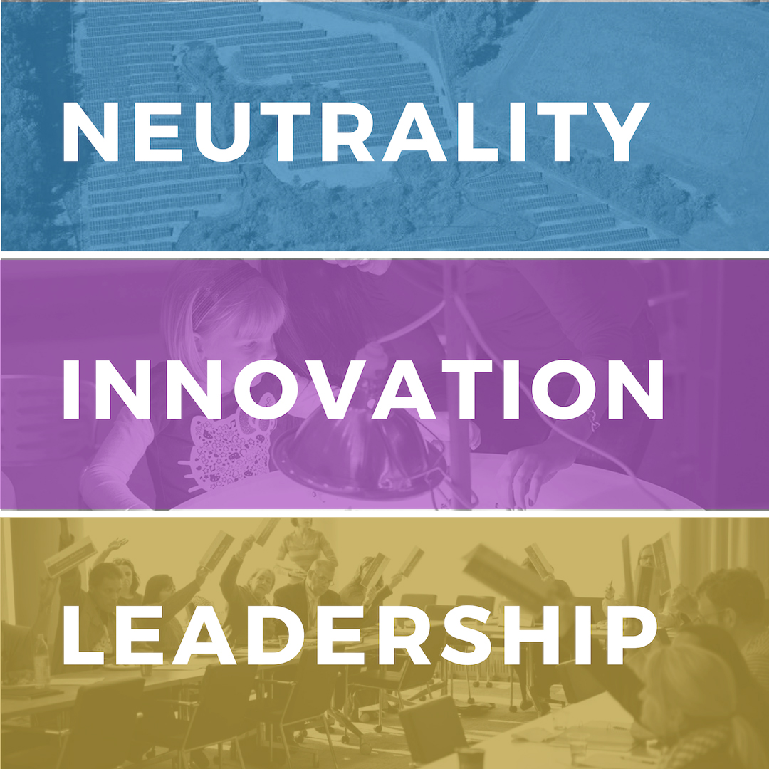 Neutrality, Innovation, Leadership