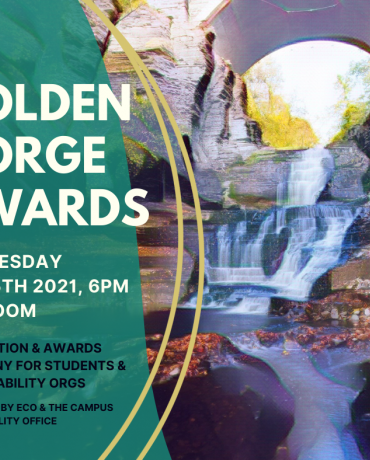 2021 Golden Gorge Awards